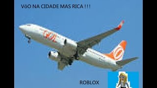ROBLOX, FLIGHT in the CITY BUT RICH (ROKADIA [RP]) the city BUT KNOWN # 1