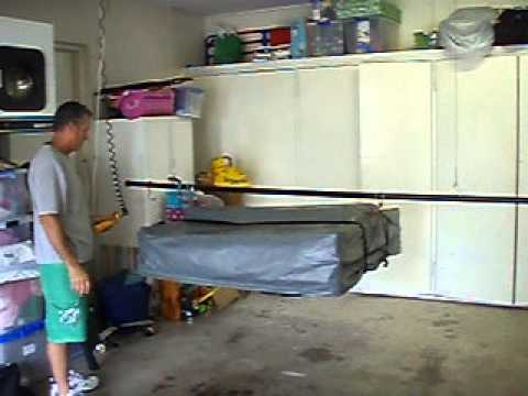 Roof Top Tent Storage Youtube