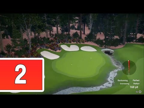 THE GOLF CLUB 2 - Augusta National (Magnolia National - The Masters Sunday Pins)