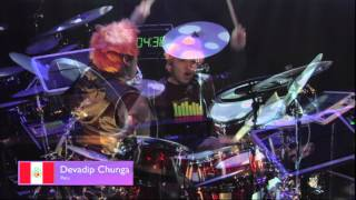 V-Drums World Championship 2012 (10min Digest)