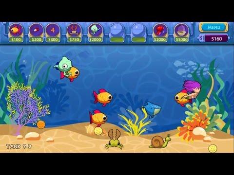 เกมเลี้ยงปลาใตตำนาน (บนมือถือ)