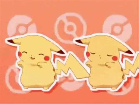 Pikachu ~ Nya Nya Song!