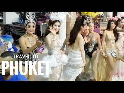 Travel to Phuket : Beaches and Nightlife