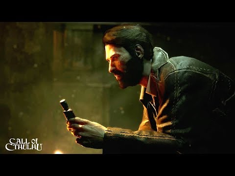 CALL OF CTHULHU All Cutscenes (Game Movie) 1080p 60FPS