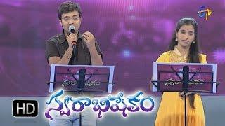 Kondagali Tirigindi Song - Srikrishna,Tejaswini Performance in ETV Swarabhishekam - 8th Nov 2015