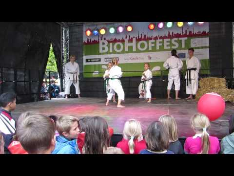 Bio Hoffest Berlin Karate