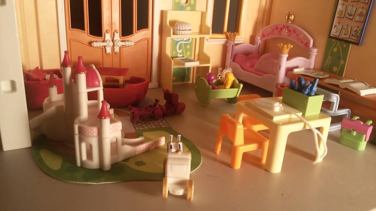 Hauseinrichtung  Playmobil Haus Einrichtung Deutsch + kleine Info - YouTube
