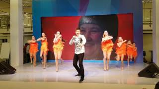 Дмитрий Нестеров Мне снова 18 Манеж 2017