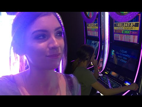 GETTING HIGH AT A CASINO