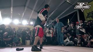 Karma vs Cheerito  Green Panda x Staraya Shkola Jam ( Fell The Rhythm ) @Beijing 2018