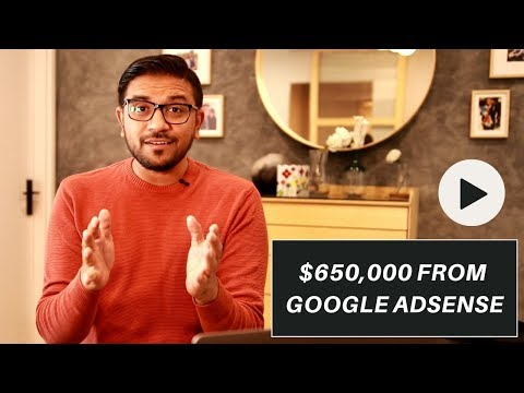 Made $653,111 from Google Adsense - Make Money Online Tips