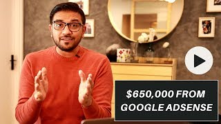 Made $653,111 from Google Adsense - Make Money Online Tips