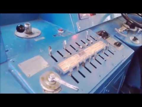 Claves para la conducción de una locomotora 289