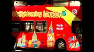 Christina Stürmer Bus durch London