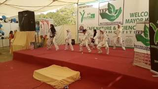 AL-Hidayah Academy Students' in Tycando Performance 2017 Video