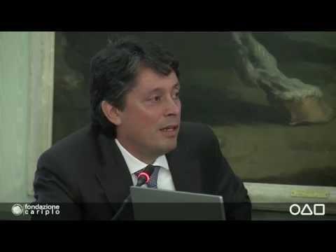 Donald Rubin in Fondazione Cariplo | Intervento Sergio Urbani