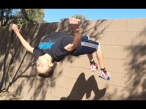 How To Do A Wall Flip EASY!