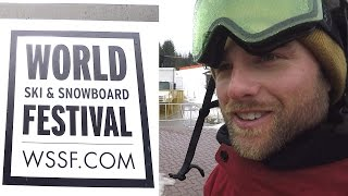 World Ski & Snowboard Festival - Passes & Goody Bag Vlog