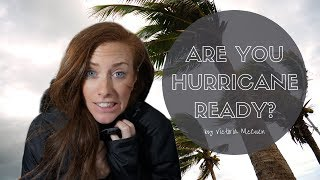 Are You Hurricane Ready?