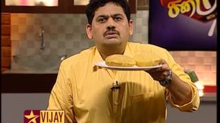 Samayal Samayal with Venkatesh Bhat promo video 7th May 2016 Vijay tv saturday shows promo this week 07-05-2016
