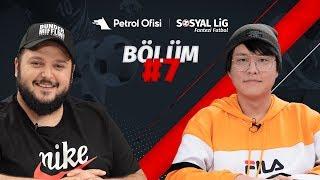 Petrol Ofisi Sosyal Lig TV'de 7. Bölümün Konuğu Chaby Han