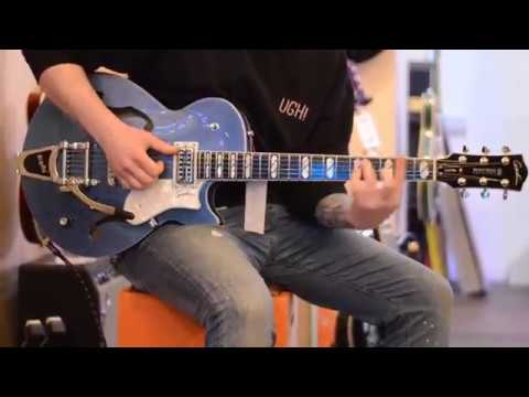 Godin Guitars Montreal Premiere - Noodling in Music Bros.