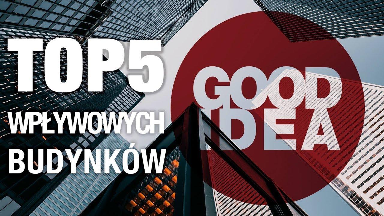 TOP5: najbardziej wpływowe budynki w dziejach | Architecture is a good idea