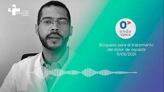 Onda Vasca | Bloqueos para el tratamiento del dolor de espalda por el dr. Elias Javier