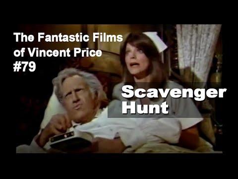 The Fantastic Films of Vincent Price #79  - Scavenger Hunt