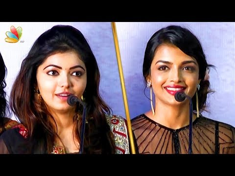 Actress Latha Speech | Athulya Ravi : Technology is the reason for movie's failure today