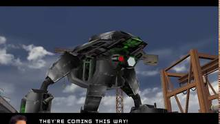 "Knight Rider: The Game 2 PC GAMEPLAY Mission 4- ""The Compund"""