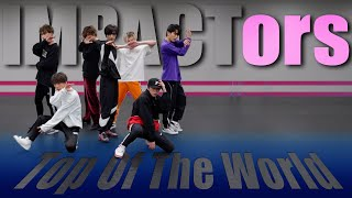 "IMPACTors - ""Top Of The World"" (Dance Practice Ver.)"