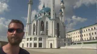 Kazan, en plein coeur du Tatarstan (Russie) version courte