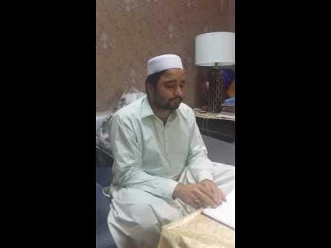 Buhut bigra hai mere dil bana De by Abdul faheem