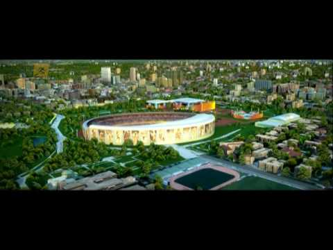 Chicago 2016 Olympic Bid: Venues Fly-By