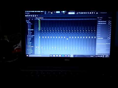 Music programming on a software