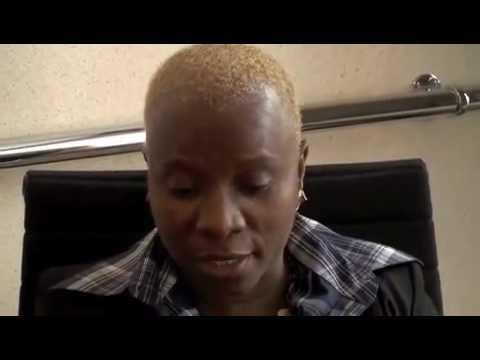 Angélique Kidjo interview - Õÿö.