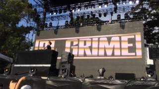 RL Grime | Valhalla / 10 Bands / Energy / Boss Mode | Outside Lands Music Festival 2015