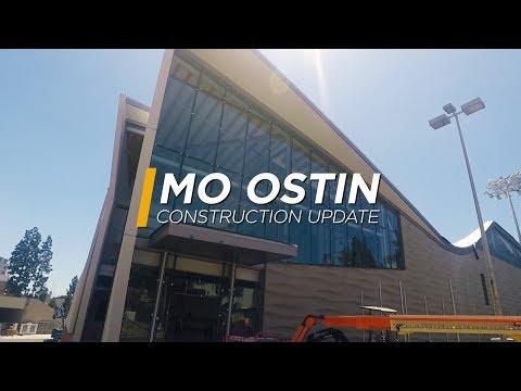 Mo Ostin Construction Update