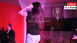 اجمل تحدي رقص فتاة مع هيفاء وهبي