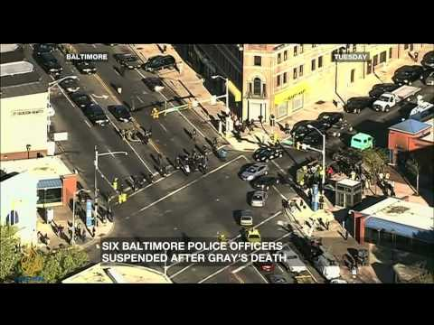 Baltimore: is the US government addressing social issues?