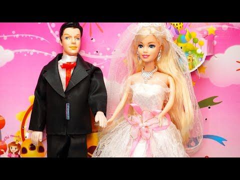 Barbie Morning Routine Barbie Dress Up Dolls And Toys Mainan Anak Boneka Criancas Brinquedos Boneca Youtube