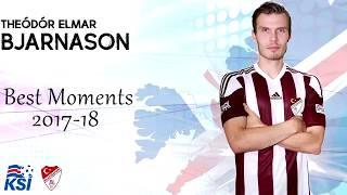 Elmar Bjarnason Best Moments 2017-18 Season