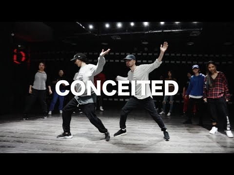 Conceited (There's Something About Remy) - Remy MJ|Joseph Choreography|GH5 Dance Studio.mov