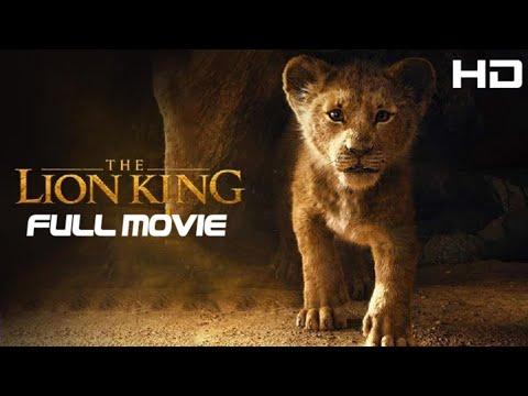 The Lion King (2019) In Hindi Dubbed In HD    Simba, Mufasa    HD Movies   