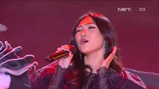 Video Isyana Sarasvati Ft  Gamaliel - Terpesona I ICA 5.0 NET download MP3, 3GP, MP4, WEBM, AVI, FLV Mei 2018