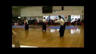 Phil Britten 4th Dan Zen Do Kai Grading (highlights)