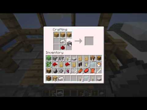 minecraft wie macht man pistons youtube. Black Bedroom Furniture Sets. Home Design Ideas
