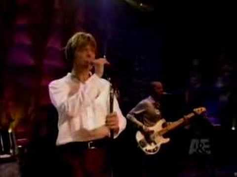 David Bowie - Sound and vision (live by request)