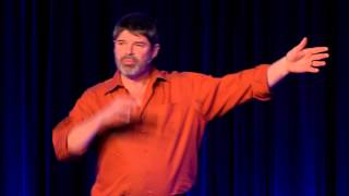 Badass democracy - reclaiming the public commons: Mark Lakeman at TEDxSantaCruz